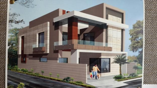 Front Elevation In Ludhiana : Plot house kothi villa shop residential property for sale